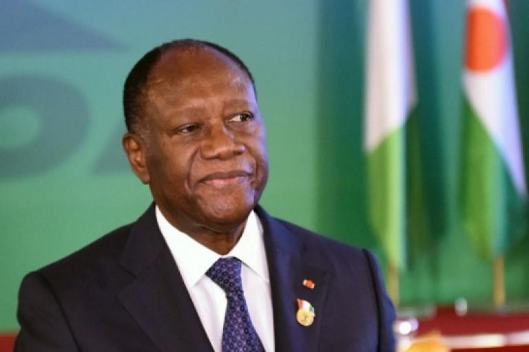Ali Badarah Konaté, président du RDA – Nouvelle Vision et LRD nouvelles énergies, apporte son soutien à Ouattara