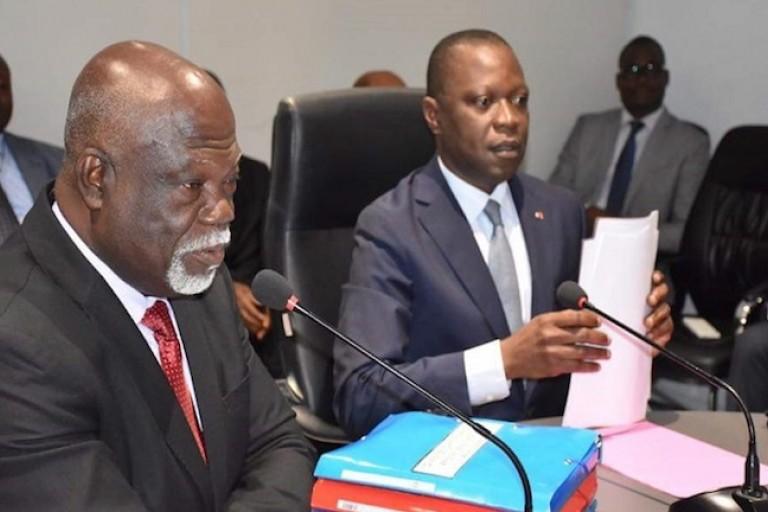 Les ministres Philippe Légré et Amadou Koné divisés sur les ports ivoiriens