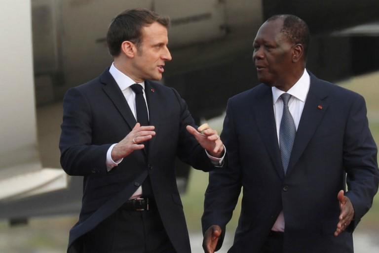 Emmanuel Macron consolide la position de la France en Afrique de l'Ouest à partir d'Abidjan