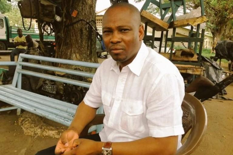 Le Commissaire Soro Porlo Rigobert , frère de Soro Guillaume, porté-disparu
