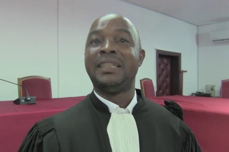 Me Suy Bi Emile, avocat du PDCI, en colère contre le Maire de Yopougon
