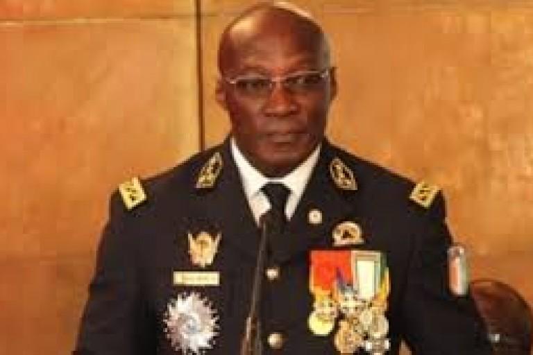 Général de corps d'armée Michel Gueu, ex-chef d'Eta major particulier du président Ouattara a rejoint Bédié