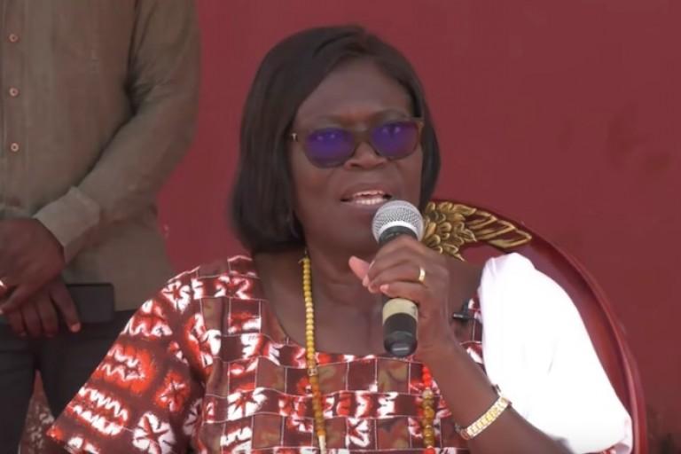 Simone Gbagbo « La Côte d'Ivoire est en danger »