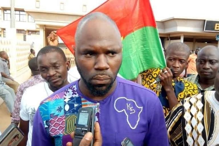 Kemi Seba condamné par la justice burkinabè