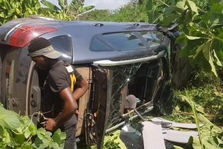 Accident de Koua Justin, ce qui s'est passé