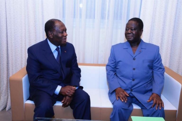 Alassane Ouattara remporte une grosse victoire contre Bédié