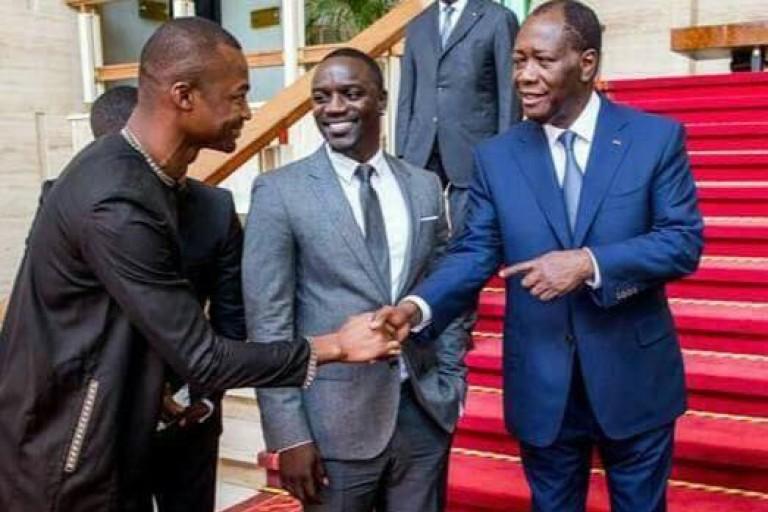 Pour Karim Ouattara, le Président Ouattara est un ''bâtisseur''