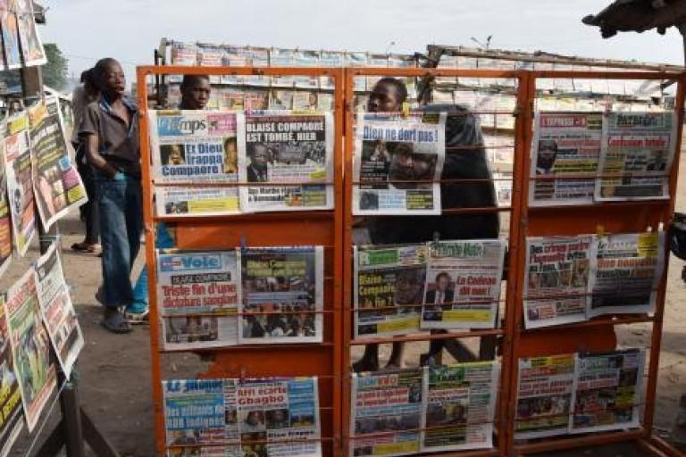 Titrologie ou revue de la  presse ivoirienne du mercredi 15 janvier 2020