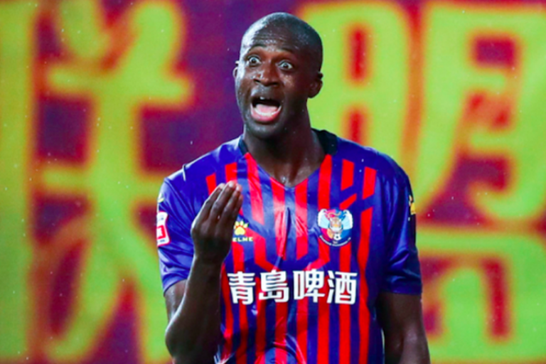 Yaya Touré en Chine