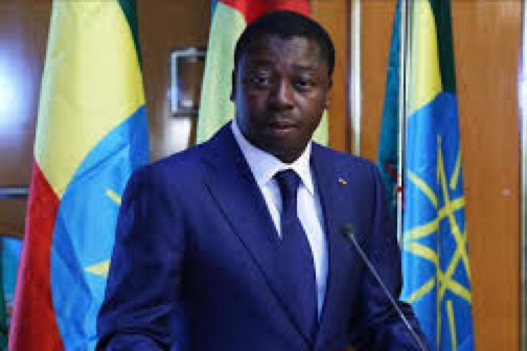 Faure Gnassingbé, président sortant est en lice pour un 4e mandat au Togo