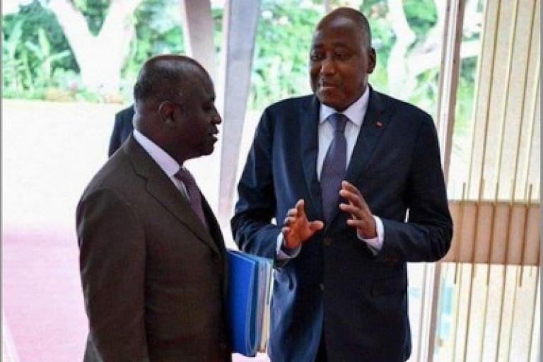 Alassane Ouattara aurait-il fait le ménage pour Marcel AMON-TANOH?