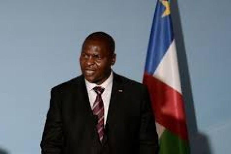 Faustin Archange Touadera attendent plus de 1000 investisseurs à Bangui en mai 2020