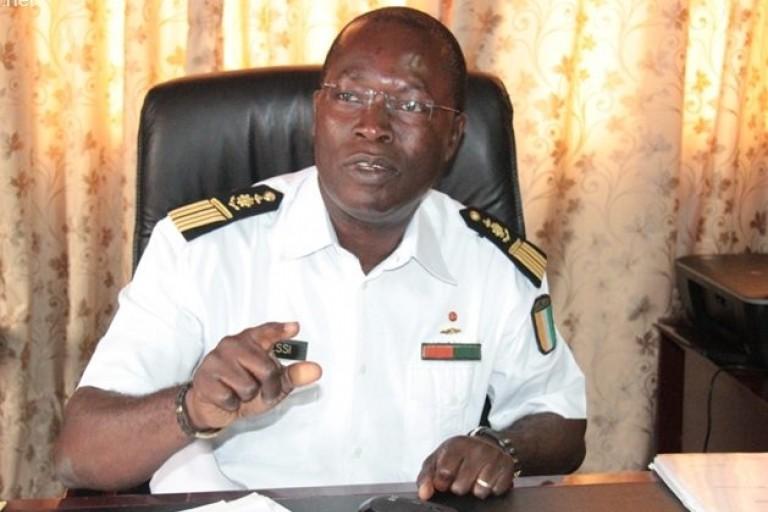 Ange Kessi sanctionne un militaire escroc