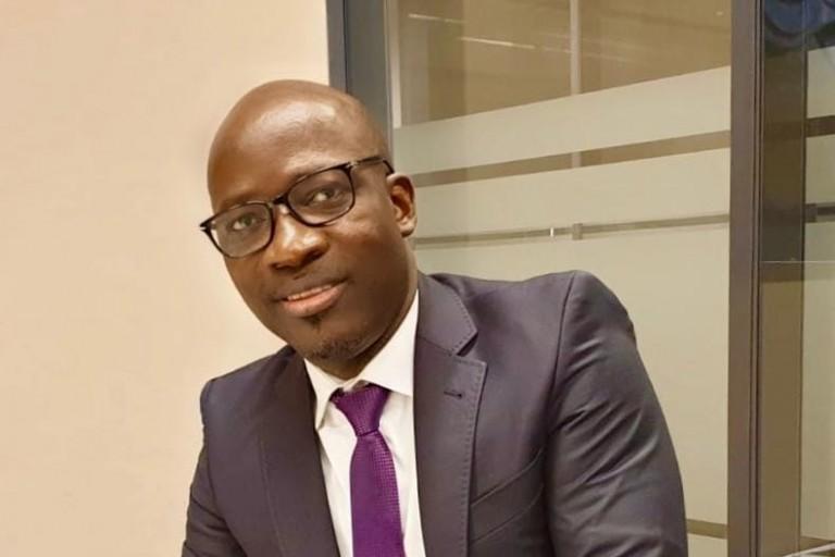 Charles Blé Goudé, ancien ministre ivoirien de la Jeunesse