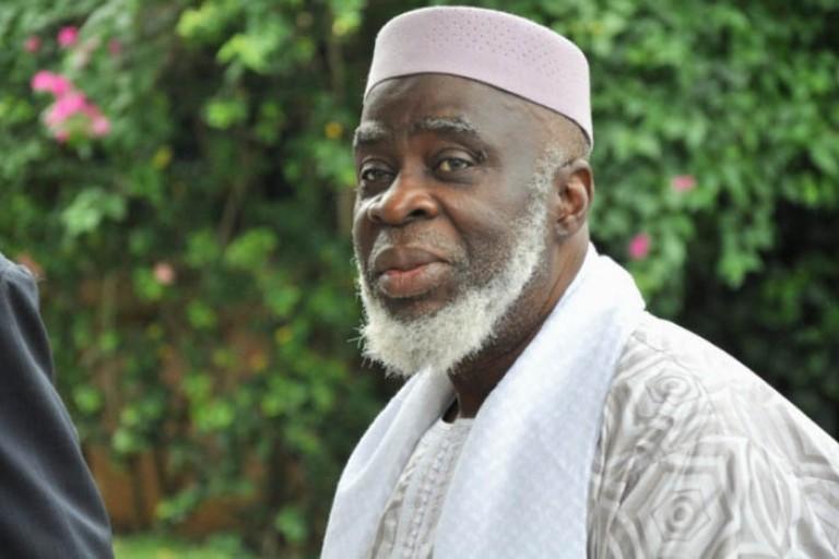 Cheick Boikary Fofana, président du COSIM