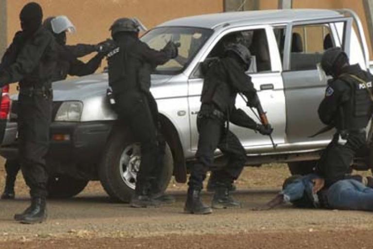 Burkina Faso, un terroriste arrêté par la Police nationale