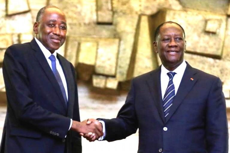 Alassane Ouattara décidé à faire accepter la candidature de Gon