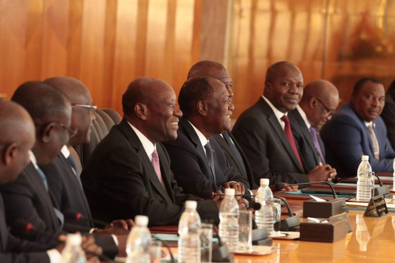 Le RHDP prépare la présidentielle