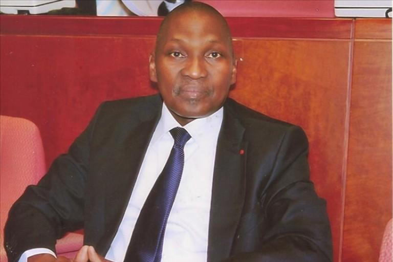Joël N'Guessan membre du BP du RHDP
