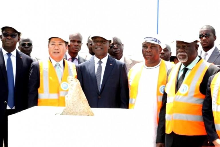 Le Terminal céréalier va accroître la compétitivité du port d'Abidjan