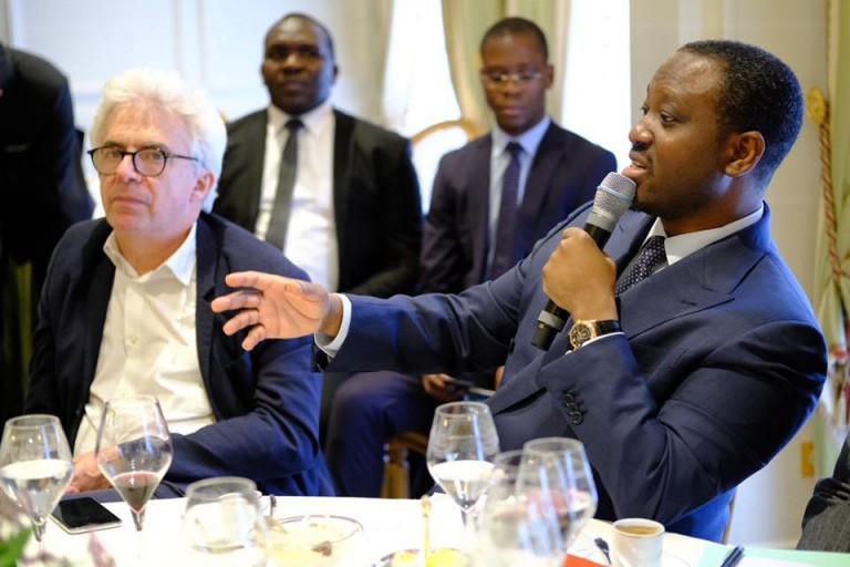Guillaume Soro déterminé à affronter Ouattara en 2020