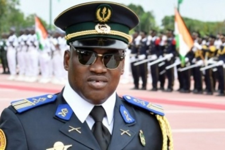 Colonel Major Issiaka Ouattara dit Wattao