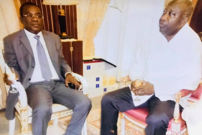Laurent Gbagbo : « Vous me voyez encore aller me battre avec Affi N'Guessan ? »