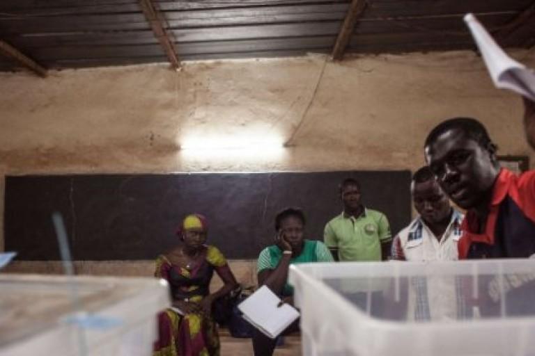 Burkina Faso : La date de la tenue du prochain scrutin présidentiel, connu