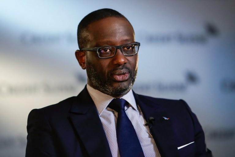 Credit Suisse - l'ivoirien Tidjane Thiam, la fin