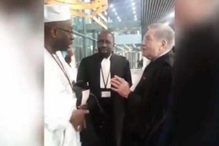 Diaby Youssouf (porte-parole de Blé Goudé) vs Me Mignard
