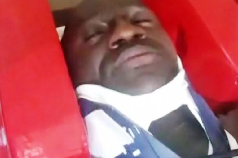 Soumahoro Ibrahim, le jeune Soroïste agressé