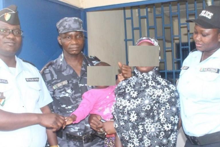 Comment le bébé enlevé à Abobo se retrouve à Mankono