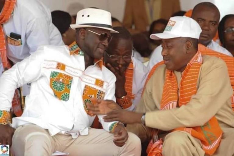 Présidentielle, Bictogo directeur de campagne de Gon Coulibaly ?