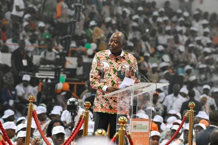 Amadou Gon sera bel et bien dans la région du Gboklê