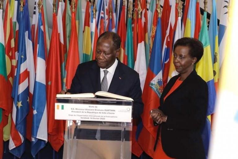 Alassane Ouattara revient sur ses débuts avec Félix Houphouët-Boigny