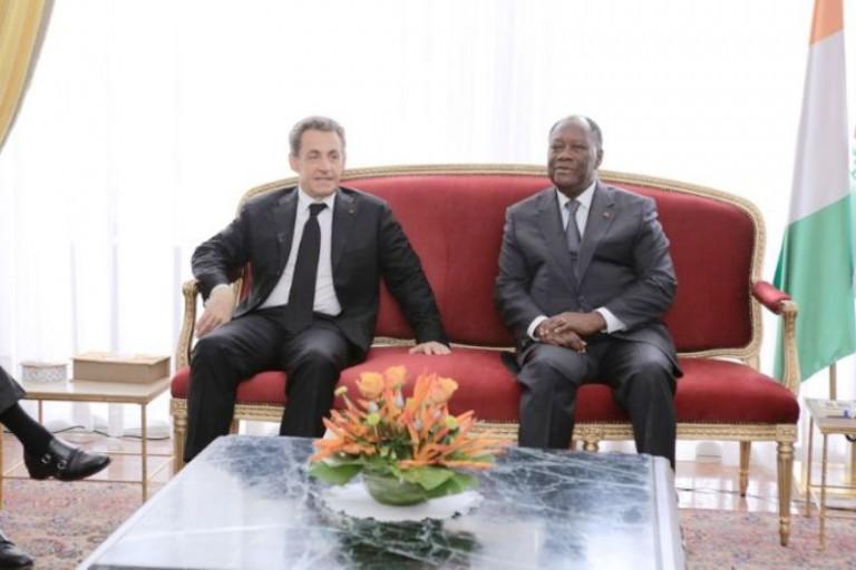 Nicolas Sarkozy retrouve son