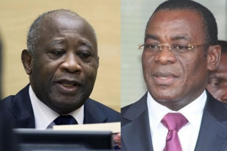 Gbagbo et Affi N'guessan déjeunent ensemble à Bruxelles