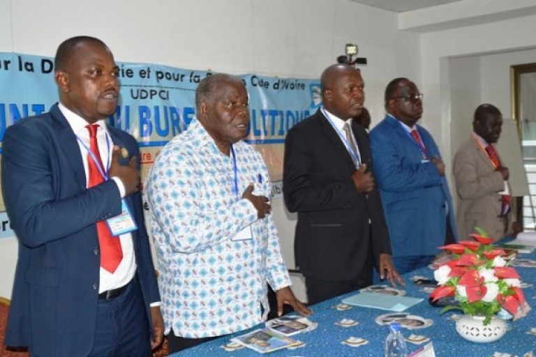 Laurent Tchagba et d'autres cadres du parti appelés à clarifier leurs positions