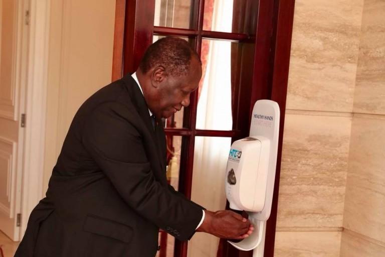 Coronavirus : Abidjan  prend de graves décisions, écoles fermées, rassemblements interdits
