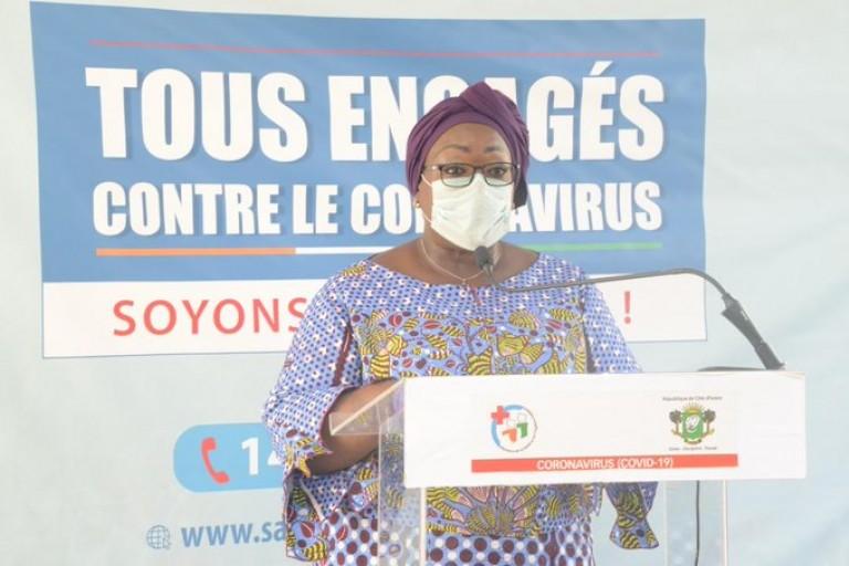COVID-19 : Abidjan va laver et désinfecter ces rues à compter de ce  lundi