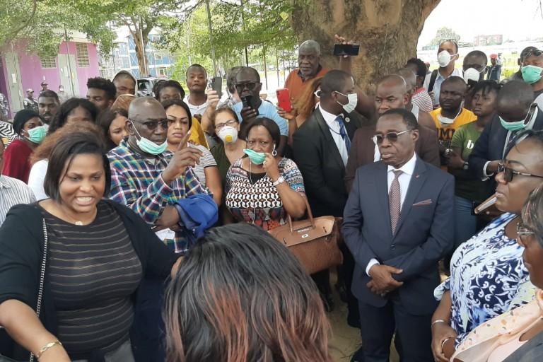 Covid-19: Des artistes et acteurs culturels menacés, Alain Tailly interpelle Ouattara