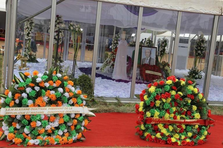 Charles Diby Koffi inhumé, ce samedi à Pakouabo son village natal
