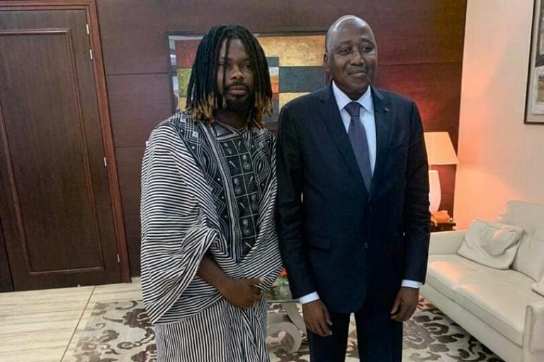 Dj Leo salue Amadou Gon ''pour son civisme contre le Coronavirus''