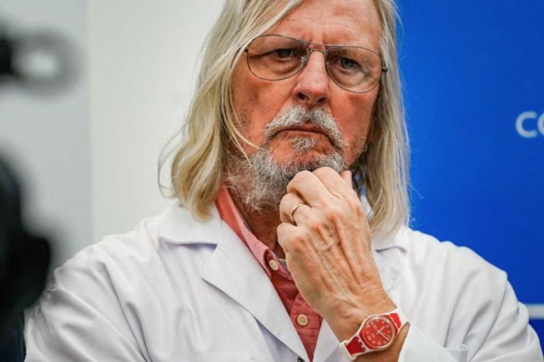 Dr Pr Didier Raoult et la chloroquine contre le Coronavirus