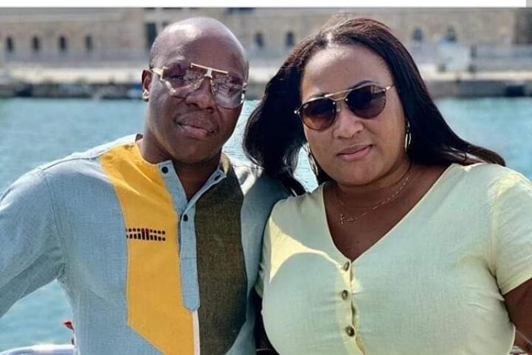 Asalfo et son épouse