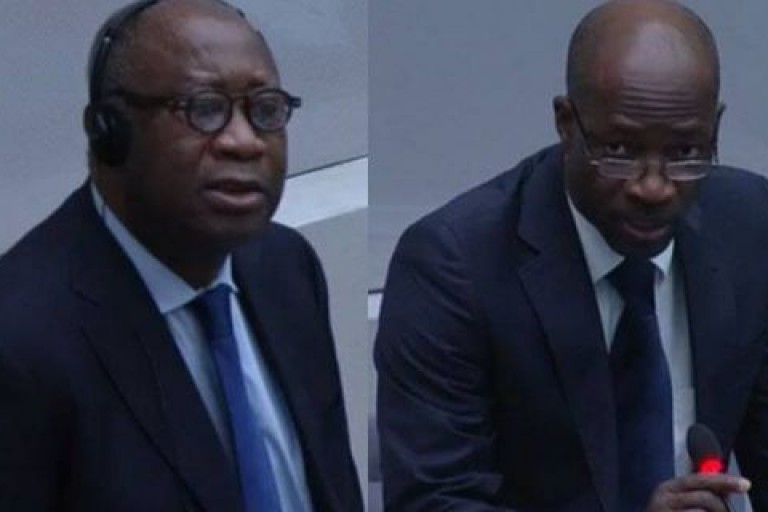 Laurent Gbagbo et Charles Blé Goudé acquittés par la CPI