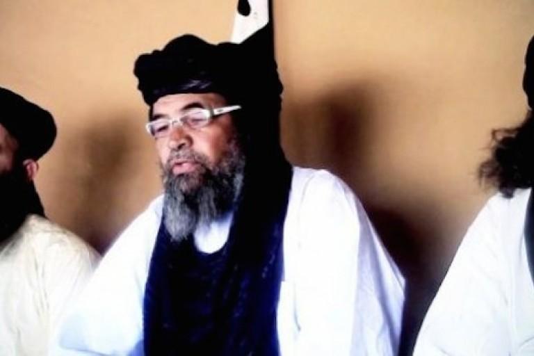Iyad Ag Ghaly et les chefs jihadistes du Mali