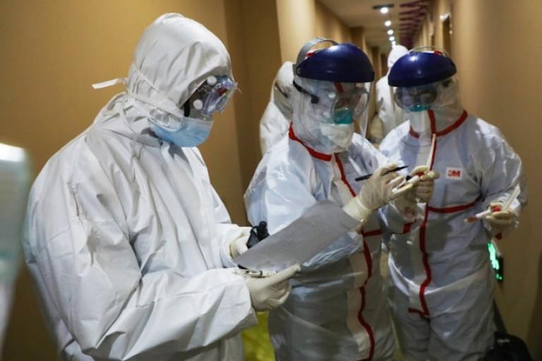 Stop à la pandémie du COVID-19