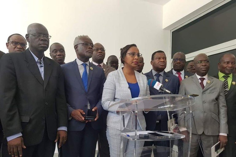 Modification de la constitution: L'opposition parlementaire se retire des travaux