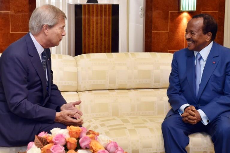 Cameroun, gros clash entre le groupe Bolloré et Paul Biya